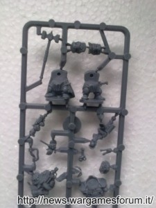 Sprue Forgefathers Steel Warriors