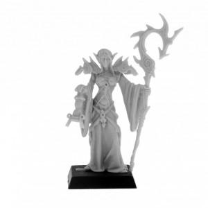 Troll Outpost - Elf priest