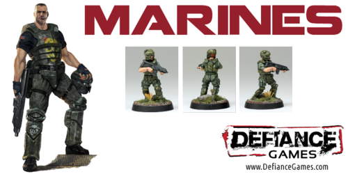 Defiance Games - US Marines