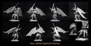 Hell Born Demon Prince